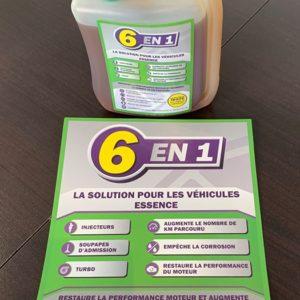 6 en 1 : Solution pour le système moteur