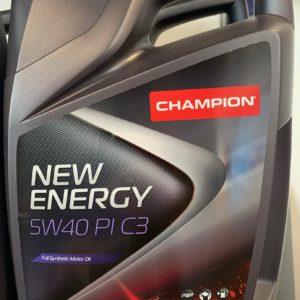 Huile Champion 5W40 PI C3 5L