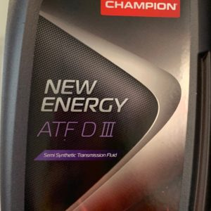 Huile Champion ATF DIII 1L