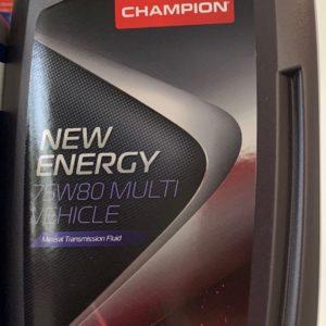 Huile Champion 75W80 1L