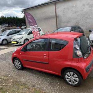 Très belle Citroën C1 phase 2 Boîte Automatique 35 000km moteur à chaîne 1ère MAIN !!!