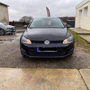 Très belle affaire une magnifique golf 7 1.6 TDI (60200 km) suivi entièrement en concession Volkswagen garantie 6 mois