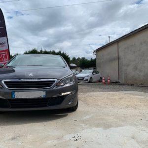 Magnifique Peugeot 308 II Berline 1,6blueHDI 100CH S&S Active Business Entretien Exclusivement PSA